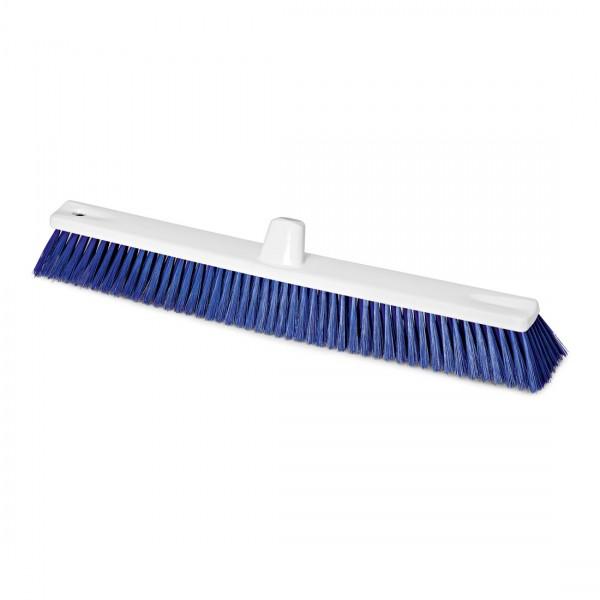 Hygiene Großraumbesen 60 cm, blau