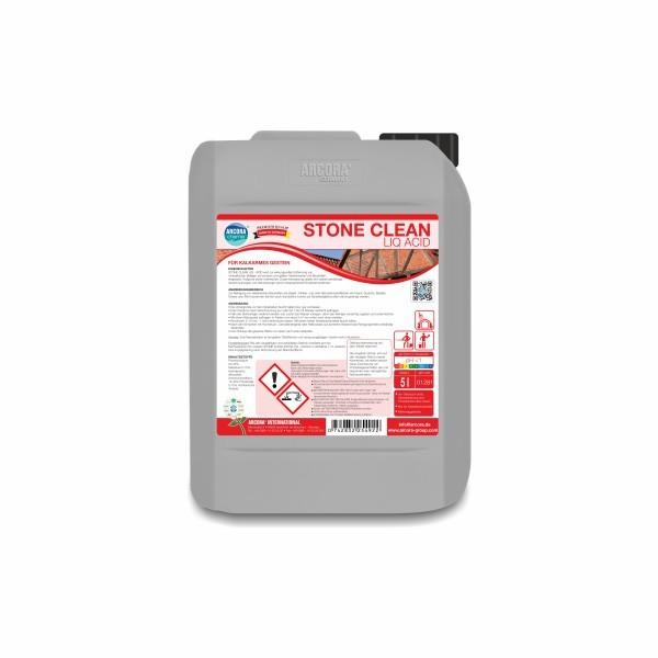 Arcora Stone Clean LIQ - Acid Gesteinsreiniger, 5 Liter