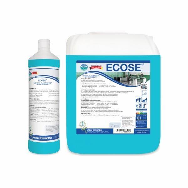 Arcora Ecose Unterhaltsreiniger, 10 Liter