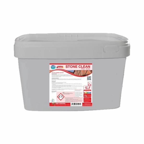 Stone Clean PAS - Acid Steinreiniger, 5 Kg