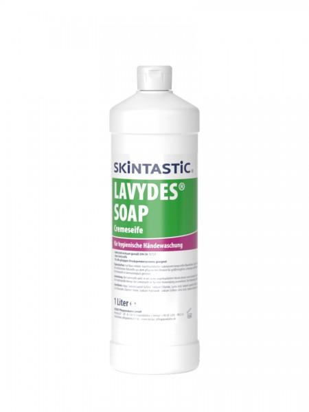 Skintatsic Lavydes Soap Cremeseife, antibakteriell, 1 Liter