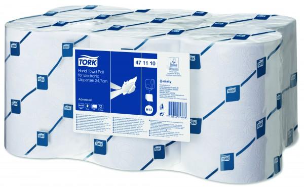 Tork Rollenhandtuchpapier Tissue, H13, weiß, 2-lagig