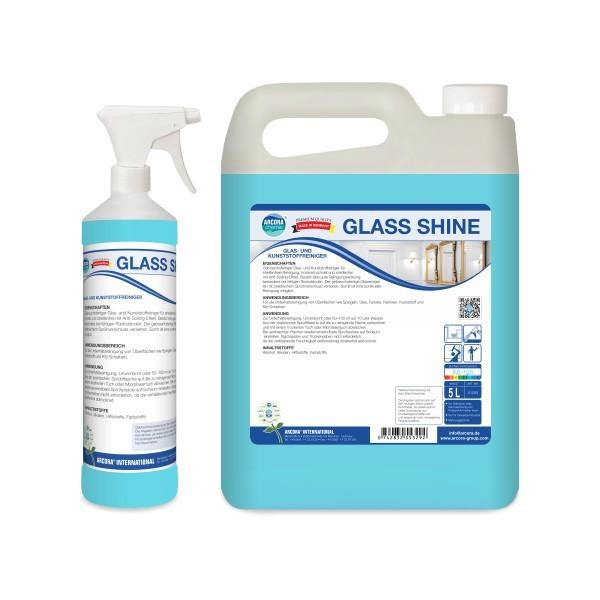 Glass Shine Unterhaltsreiniger, 5 Liter