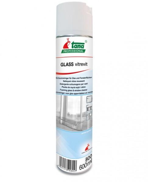 Tana GLASS vitrevit alkoholischer Schaumreiniger, 600ml