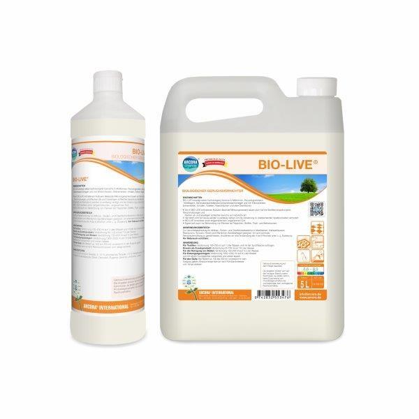 Arcora Bio-Live effektiver Geruchstilger, 5 Liter