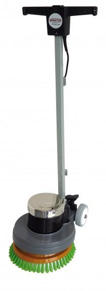 EEM 13 R* inkl. Tank, Bürste mittel & weich, Padtreibteller