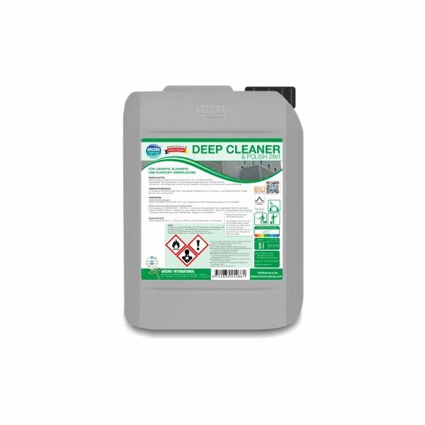 Deep Cleaner & Polish 2IN1 Fassadenreiniger, 5 Liter