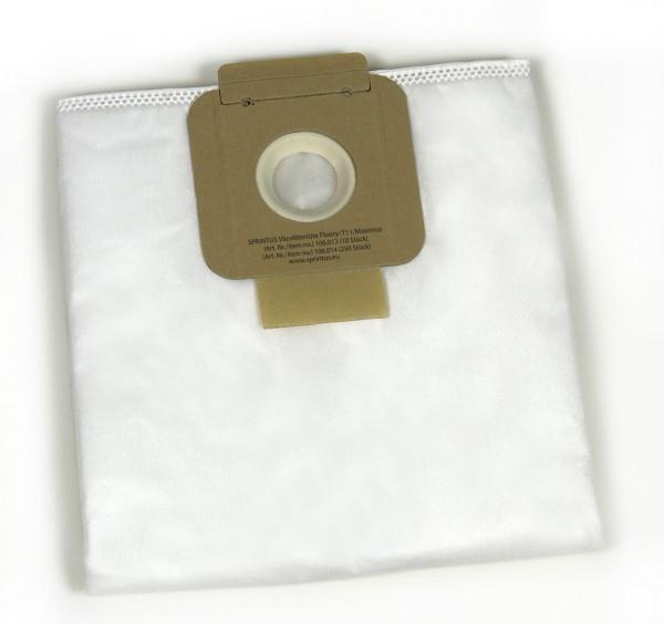 Vliesfiltertüte Maximus, T11, Floory (10Stück)
