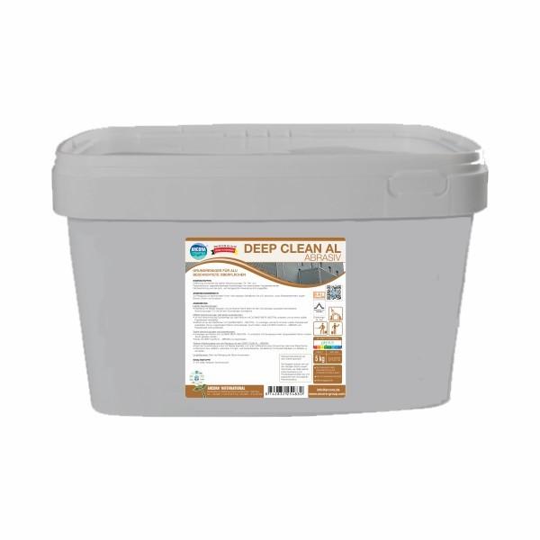 Deep Clean AL - Abrasiv Fassadenreiniger, 5 Kg