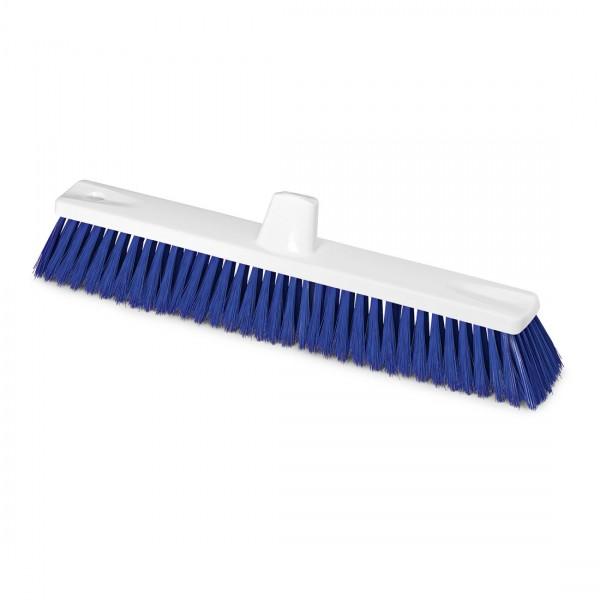 Hygiene Großraumbesen 45 cm, blau