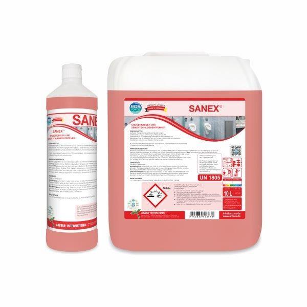 Sanex Hochleistungsreiniger, 10 Liter