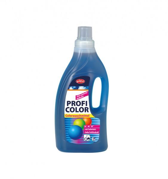 Eilfix Profi-Color-Waschmittel, flüssig, 2 Liter