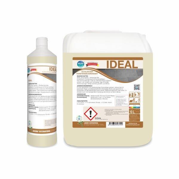 Ideal Reinigungsmittelkonzentrat, 10 Liter