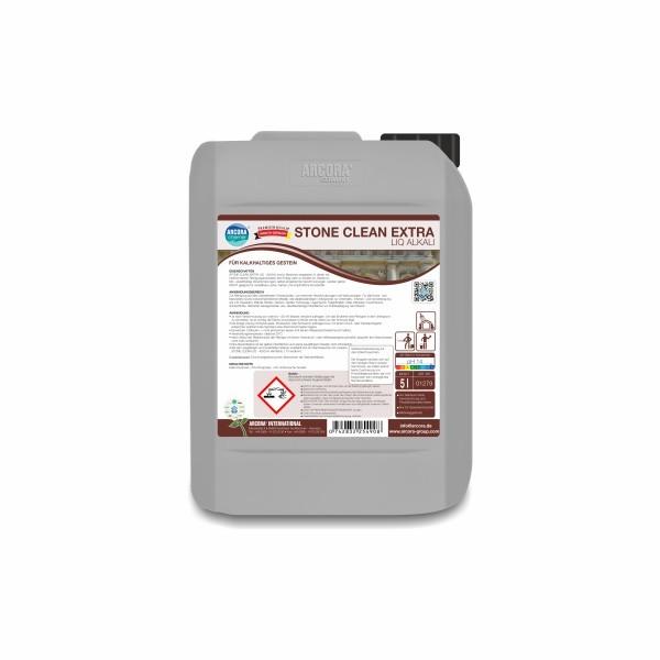 Stone Clean Extra LIQ - Alkali Grundreiniger, 5 Liter