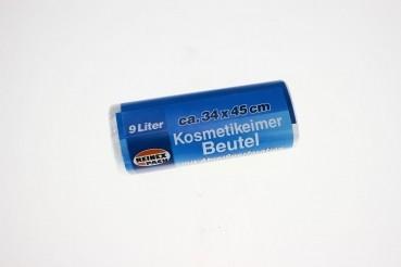 Reinex Müllbeutel/Kosmetikeimerbeutel, 9-L