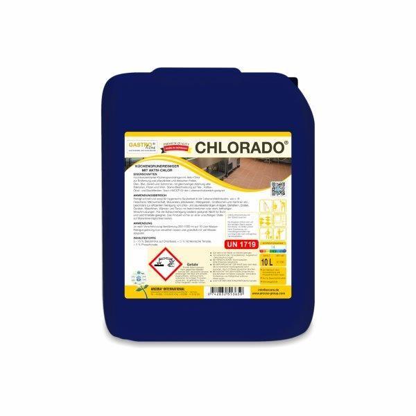 Chlorado Küchengrundreiniger, 10 Liter