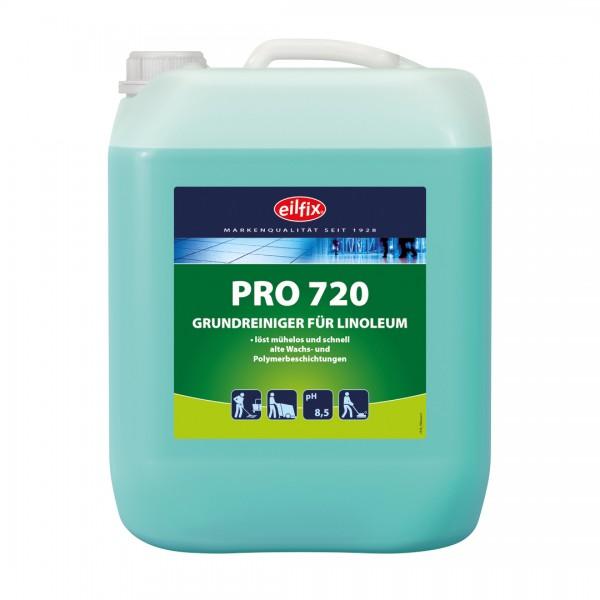 Eilfix Pro 720 Grundreiniger für LINO-Böden, 10 Liter