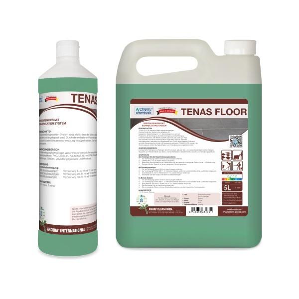 Tenas Floor Bodenreiniger, 1 Liter