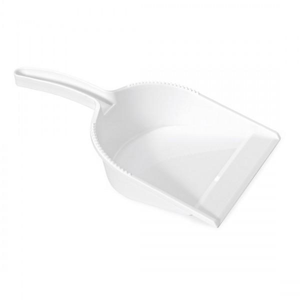 Hygiene Kehrschaufel, 22 cm, weiß