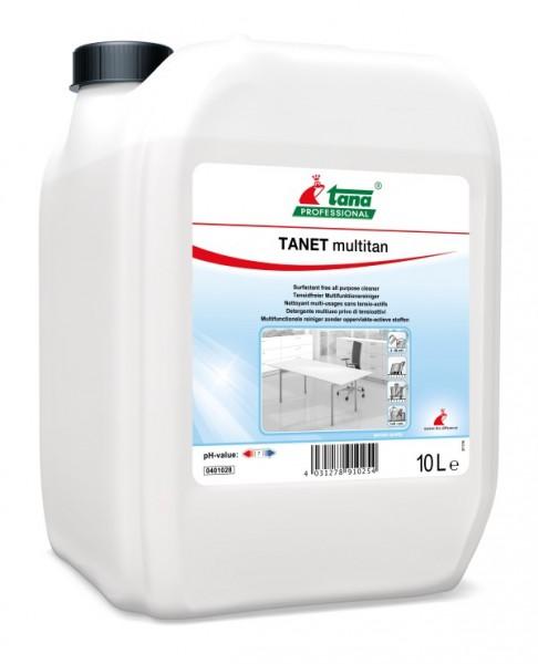 Tana TANET Multitan Multifunktionsreiniger, 10 Liter