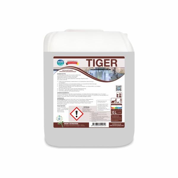 Arcora TIGER Bodenpflege, 10 Liter