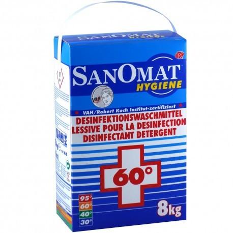 "Desinfektionswaschmittel ""Sanomat"""