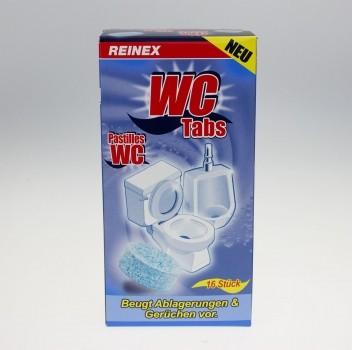Reinex WC-Reiniger Tabs