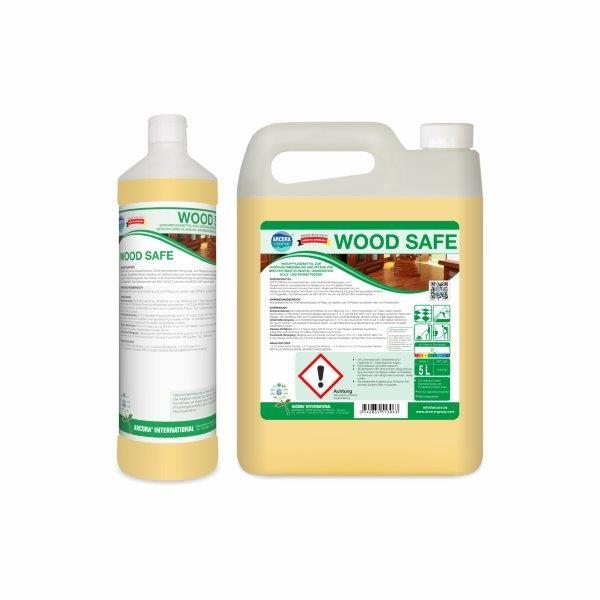 Wood Safe Bodenpflege, 5 Liter