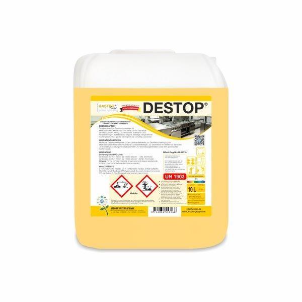 Arcora Destop Desinfektionsreiniger, 10 Liter