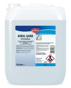Eilfix Niral-Gard Edelstahlpflege, -reiniger, 1 Liter