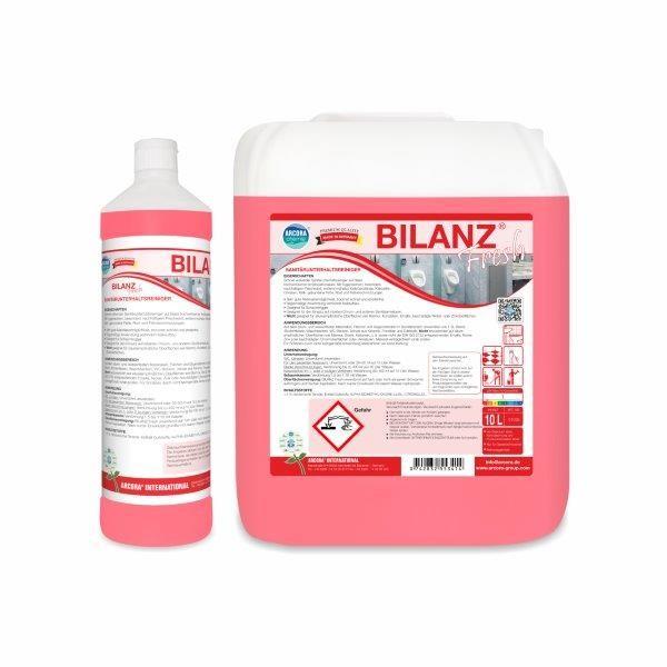 Bilanz Fresh sanitärunterhaltsreiniger, 10 Liter