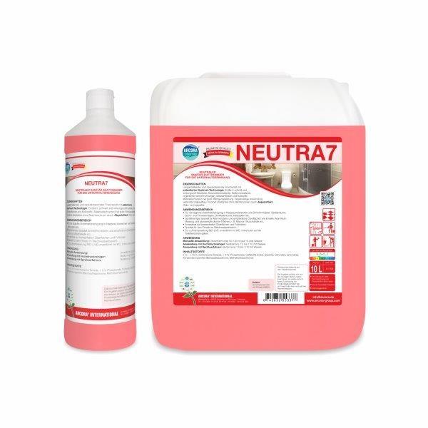 Neutra7 Sanitärduftreiniger, 10 Liter