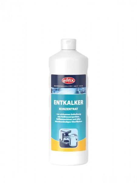 1L Eilfix Entkalker flüssig Hochkonzentrat hochwirksam schonend und gründlich