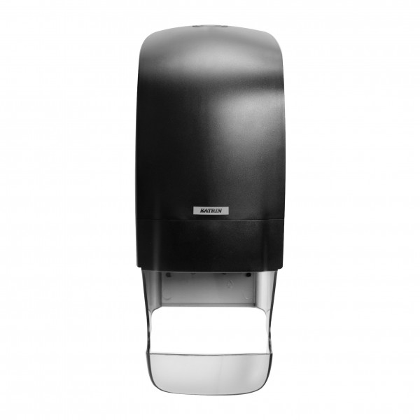 Katrin System-Toilettenpapierspender, schwarz