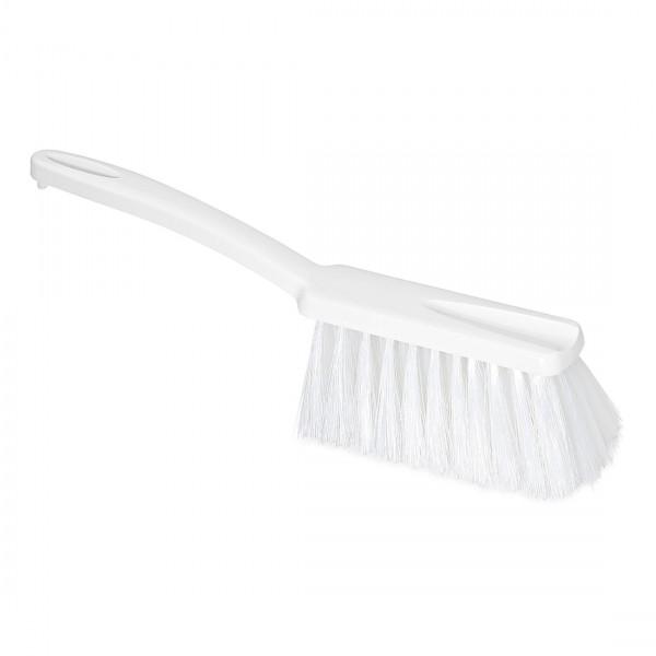 Hygiene Handfeger Kunststoff, 29 cm, weiß
