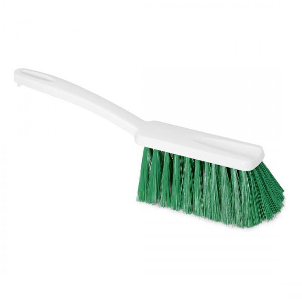 Hygiene Handfeger Kunststoff, 29 cm, grün
