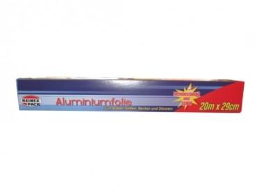 Reinex Aluminiumfolie, 20 Meter