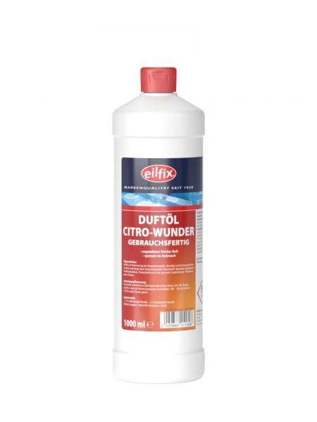 Eilfix Duftöl Citro-Wunder für bessere Raumatmossphäre, 1 Liter