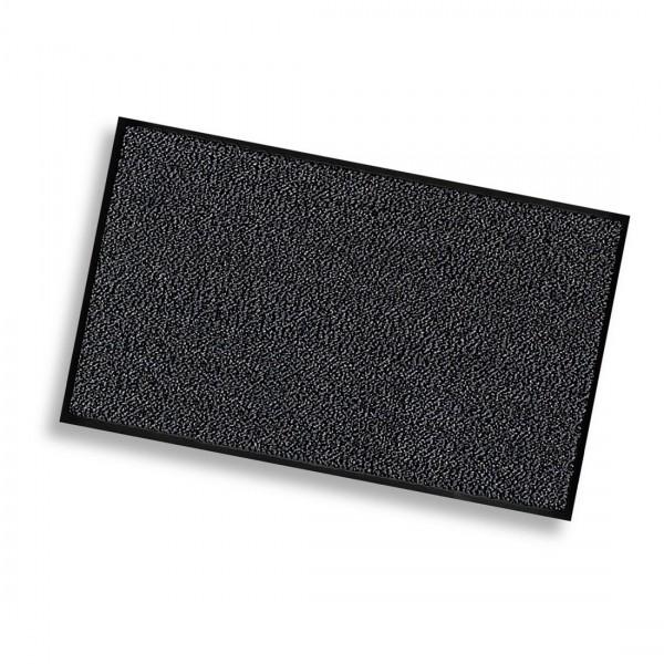 Schmutzfangmatte 60 x 90 cm, schwarz