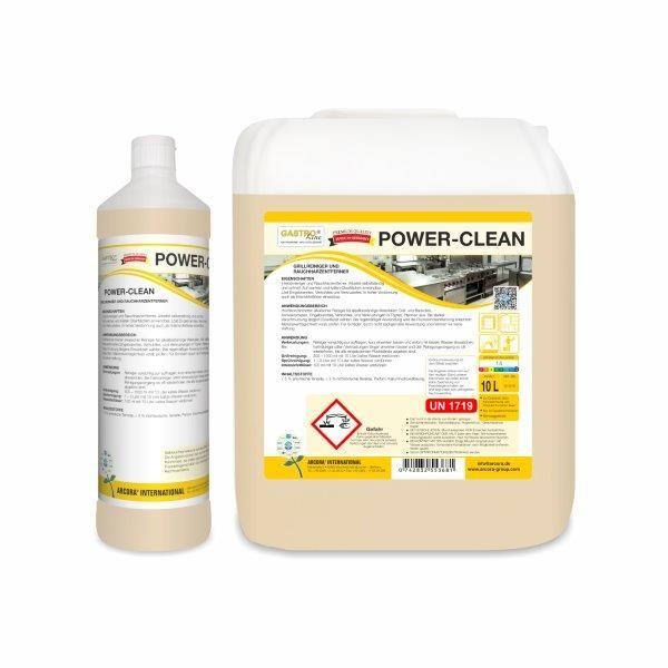 Power-Clean Intensivreiniger, 10 Liter