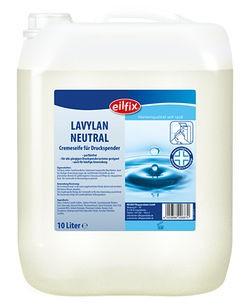 Eilfix Lavylan Neutral Cremeseife weiß, parfümfrei 10 Liter