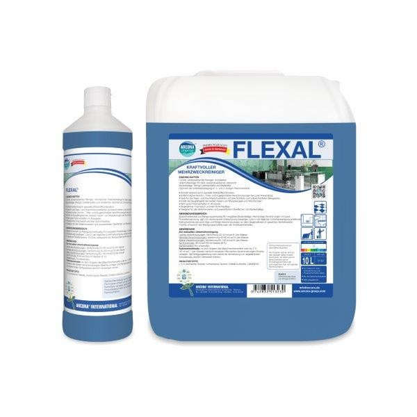 Flexal Unterhaltsreiniger, 10 Liter