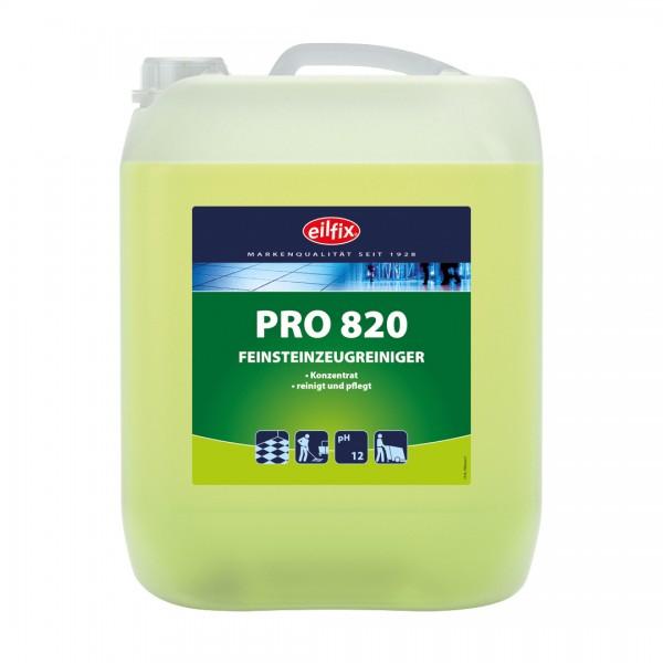 Eilfix Pro 820 Feinsteinzeugreiniger alkalisch 10 Liter