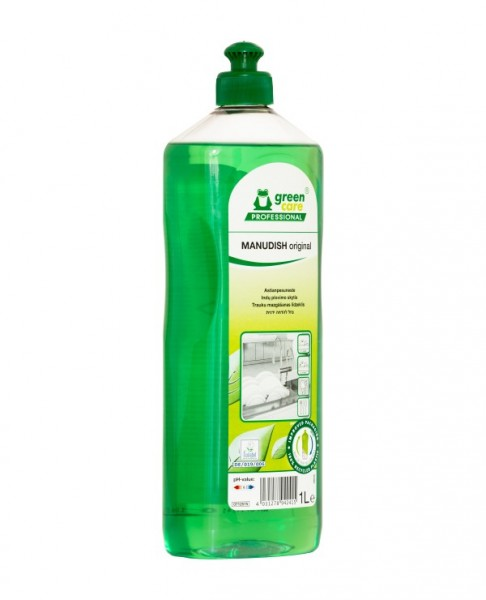 Tana Green Care professional MANUDISH original Handspülmittel, 1 Liter