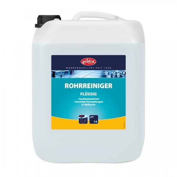 10L Eilfix Profi Rohrreiniger flüssig, Löst Fette uvm.