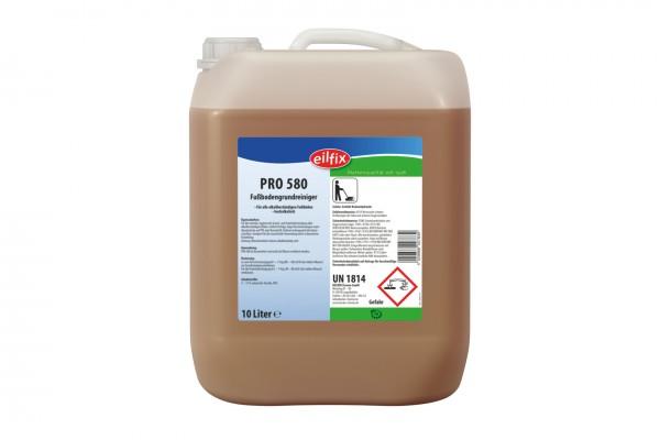 Eilfix Pro 580 Fussbodengrundreiniger hochalkalisch, 10 Liter